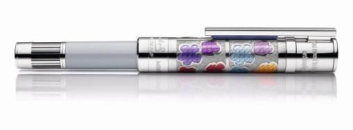 112719 Stylo Plume Montblanc Grands Personnages Edition Limitée 1928 - Andy Warhol