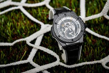 Big Bang Unico Bi-Retrograde Juventus 3 ©LaPresse