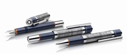 Ensemble stylos Montblanc Grands Personnages Andy Warhol (2)