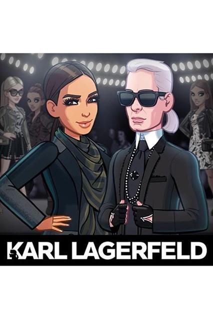Karl-Lagerfeld-Kim-Kardashian-Game-Vogue-3Nov15-Kim-Kardashian-Instagram_b_426x639