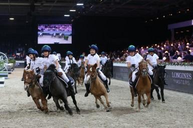 03/12/2015 ; Paris Villepinte ; ; pony race sunday ; Sportfot