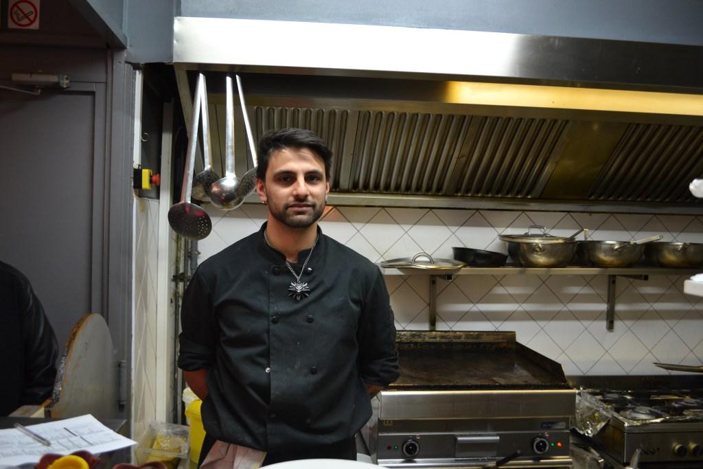 Le chef sicilien