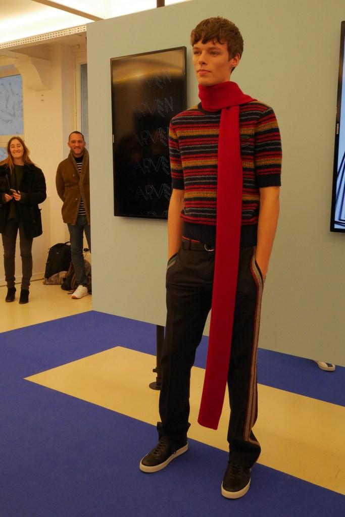 Carven, Paris Fashion Week – Homme AH 2016-2017
