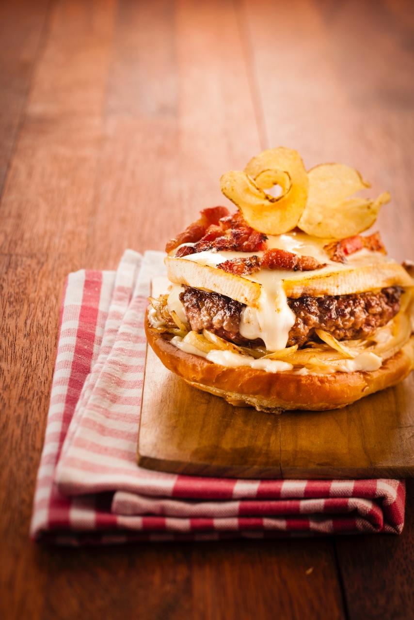 11661 Burger tartiflette