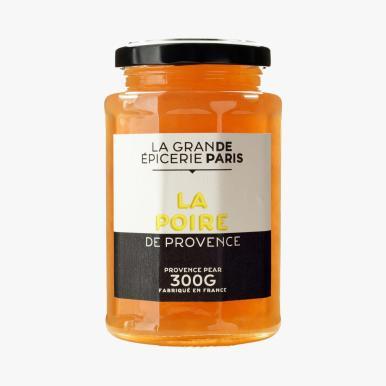 LA GRANDE EPICERIE DE PARIS Confiture Ö la poire 4e80 300g