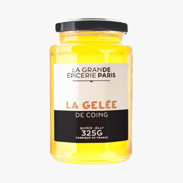 LA GRANDE EPICERIE DE PARIS Confiture la GelÇe de coing 4e80 300g