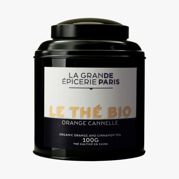 LA GRANDE EPICERIE DE PARIS ThÇ Bio orage canelle 12e 100g