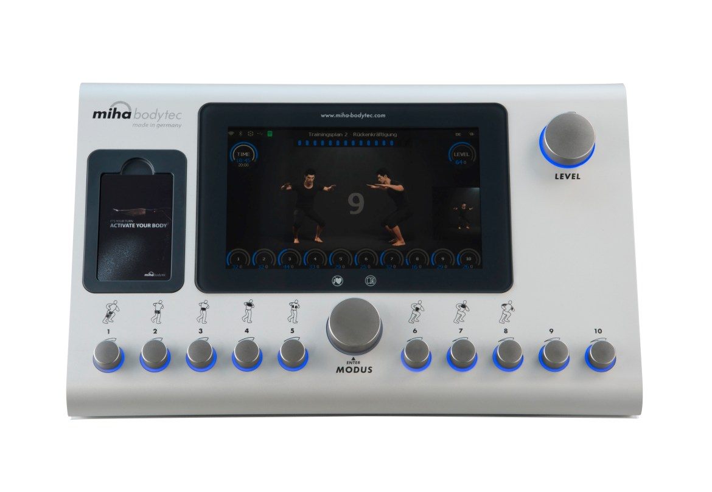 Mihabodytec 2 machine HD