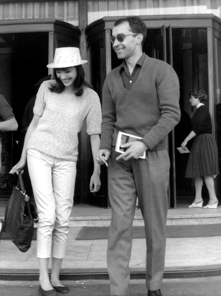 Anna Karina, Jean-Luc Godard