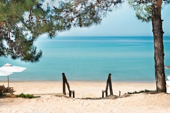 Ikos beach