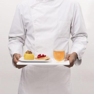 T.O by Lipton - ThÇ et brunch fond blanc
