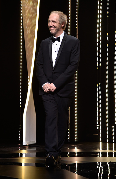 French director and Cannes Film Festival jury member ARNAUD DESPLECHINLANVIN wore LANVIN  for the opening ceremony of the 69TH ANNUAL CANNES FILM FESTIVAL   He wore a black shawl collar tuxedo in wool and mohair, a white cotton dress shirt with black buttons as well as a black silk bowtie and a pair of black calfskin shoes, All from the LANVIN Homme Pre Collection.