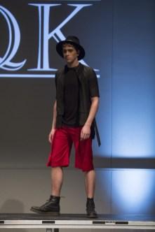 MONTREAL, QUE.: APRIL 6, 2016 -- KQK au Fashion Preview à l'Agora Hydro Québec à Montreal, Wednesday April 6, 2016. PHOTO: Vincenzo D'Alto / BUREAU DE LA MODE