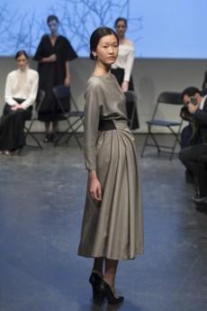 MONTREAL, QUE.: APRIL 5, 2016 -- Leinad Beaudet au Fashion Preview à l'Agora Hydro Québec à Montreal, Tuesday April 5, 2016. PHOTO: Vincenzo D'Alto / BUREAU DE LA MODE