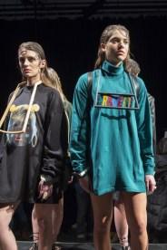 MONTREAL, QUE.: APRIL 5, 2016 -- WRKDEPT au Fashion Preview à l'Agora Hydro Québec à Montreal, Tuesday April 5, 2016. PHOTO: Vincenzo D'Alto / BUREAU DE LA MODE