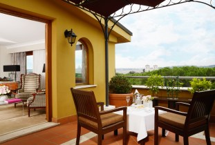 SUITE BORGHESE - PRIVATE TERRACE