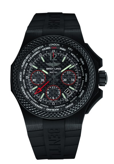 Breitling for Bentley - PRESS MATERIAL_BENTLEY GMT B04 S CARBON BODY_HD IMAGES_Bentley GMT B04 S Carbon Body