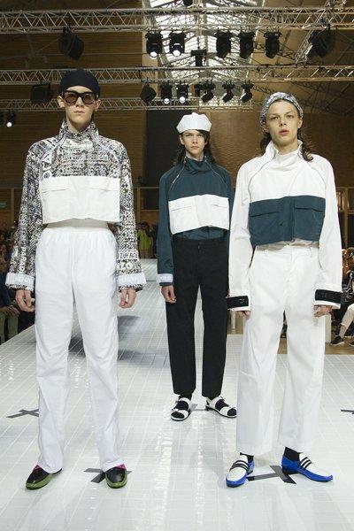Kenzo – Fashion Week Collections Homme & Resort Femme Paris Printemps-Été 2017