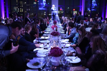 NEW YORK, NY - OCTOBER 17: A view of the atmosphere at God's Love We Deliver Golden Heart Awards on October 17, 2016 in New York City. (Photo by Dimitrios Kambouris/Getty Images for Michael Kors)