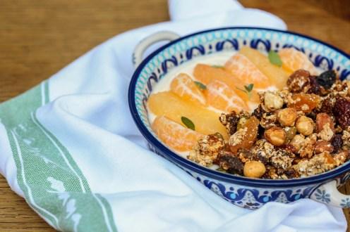 Biglove Caffè - Granola fruits frais de saison yahourt bio - Crédit photo Sabribeny