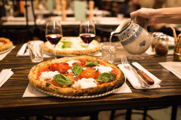 Biglove Caffè - Pizza sans gluten (4) - Credit photo Sébastien Pontoizeau