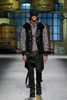 Dsquared2 Milan Menswear Fall Winter 2017 - January 2017