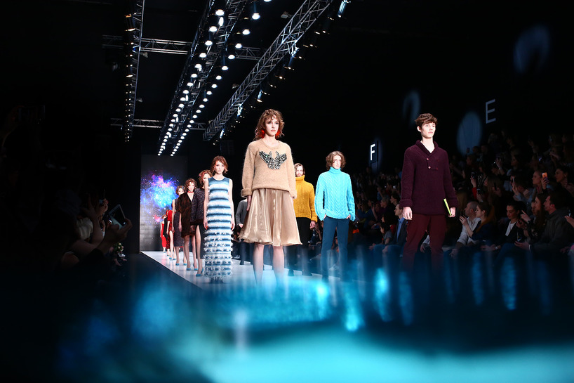 Mercedes Benz Fashion week Russia : Jour 3