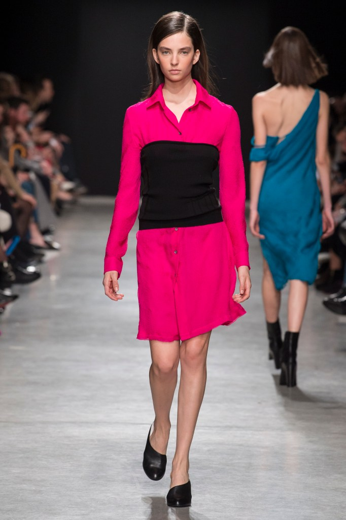 GUY LAROCHE – Collection Hiver 2017