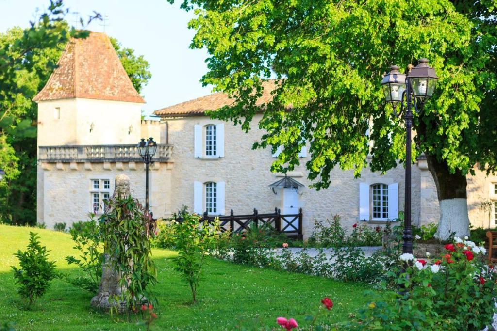Bordeaux de l'Entre Deux Mers à la découverte de la Maison Noble Saint Martin