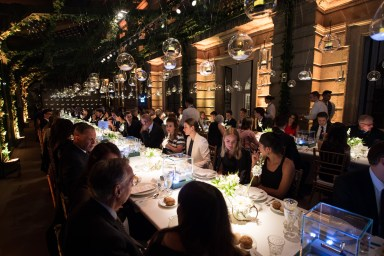 MADRID, SPAIN - MAY 04: Atmosphere during the Montblanc de la Culture Arts Patronage Award At The Madrid Palacio Liria - Cocktail and Dinner on May 4, 2017 in Madrid, Spain. (Photo by Carlos Alvarez/Getty Images for Montblanc)