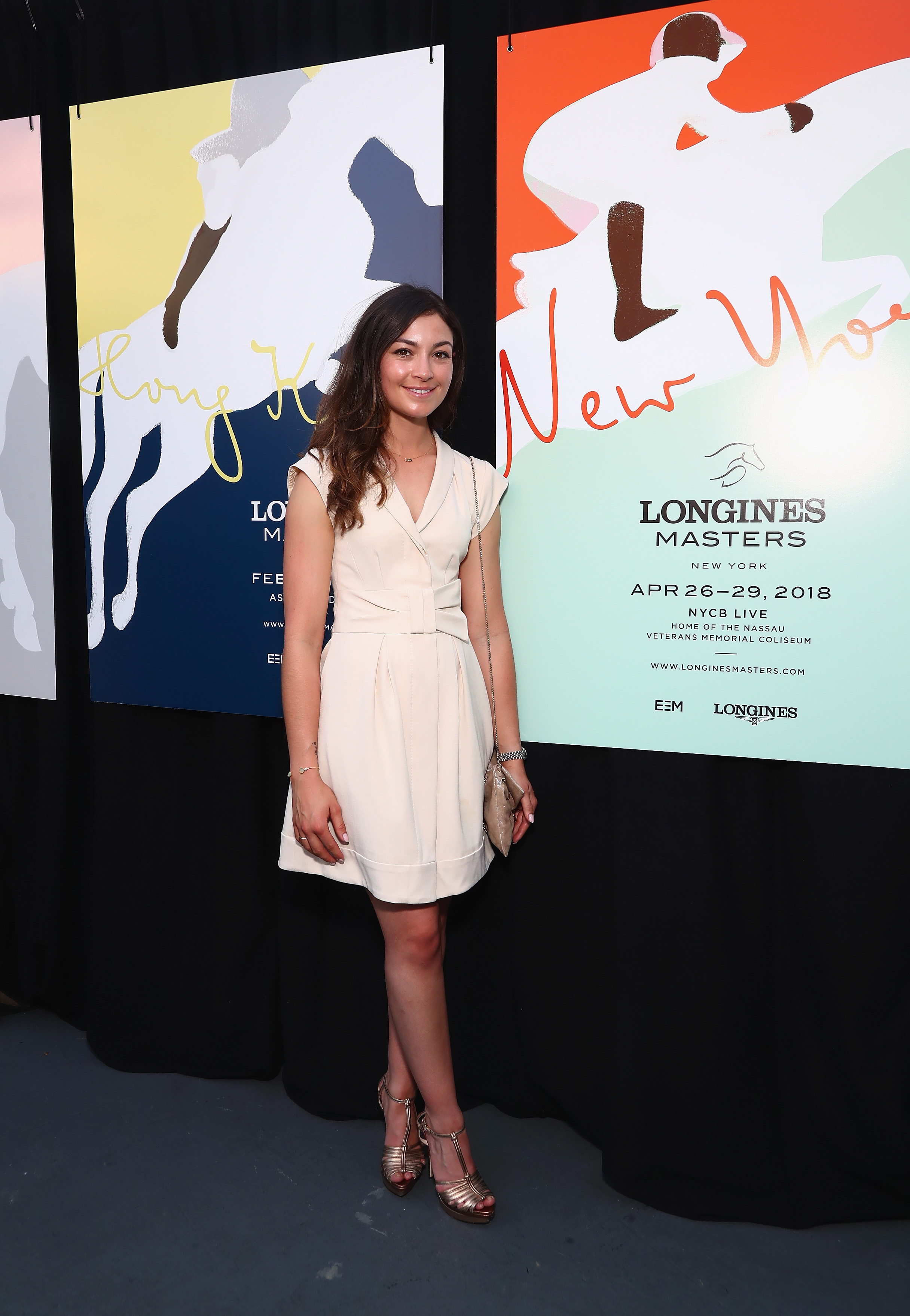 NEW YORK, NY - MAY 17: Reed Kessler attends the Longines Masters launch party celebrating Series' epic move to New York at Salon de Ning on May 17, 2017 in New York City. (Photo by Astrid Stawiarz/Getty Images for Longines)