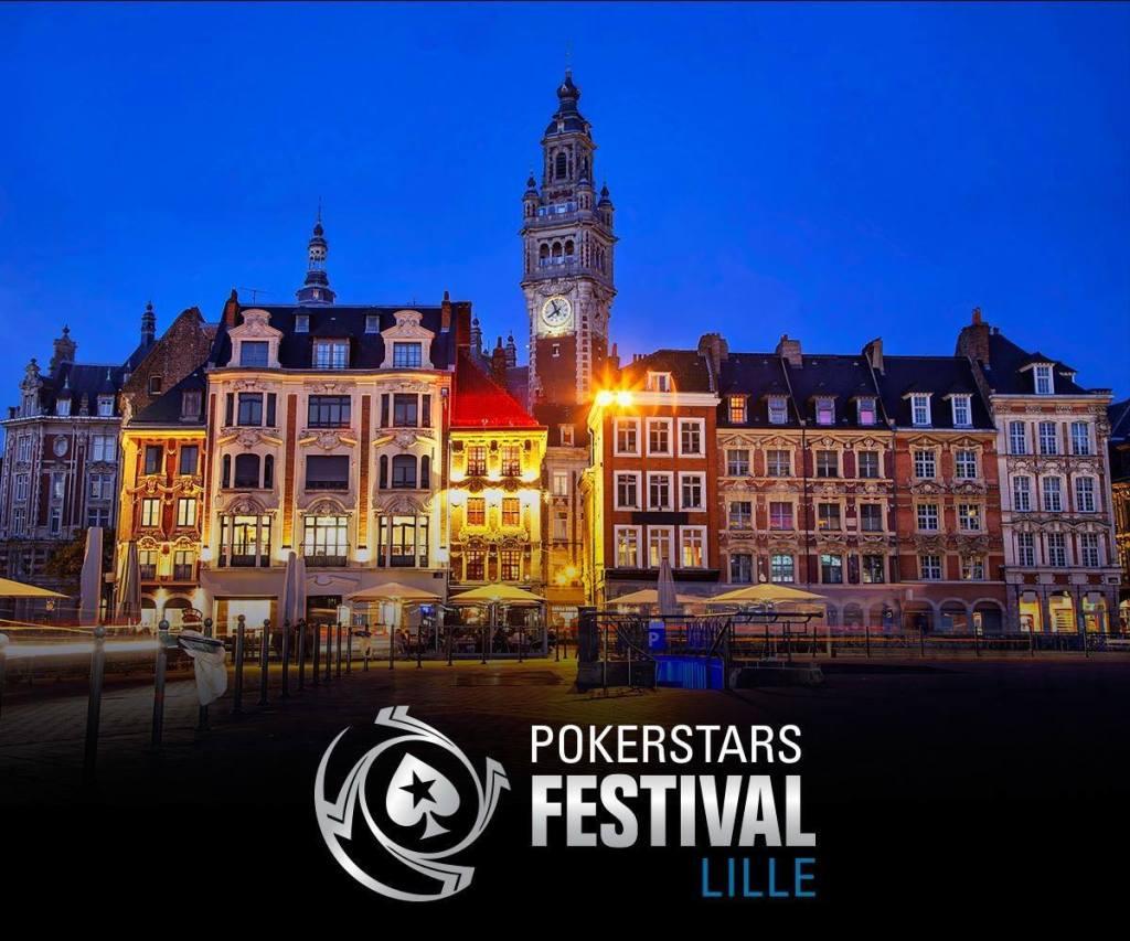 PokerStars Festival Lille : goûtez aux frissons du poker Live !