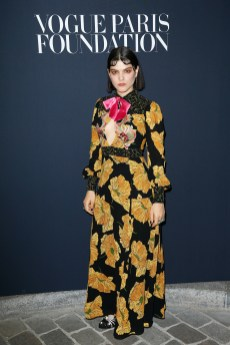 PARIS, FRANCE - JULY 04: Soko attends the Vogue Foundation Dinner during Paris Fashion Week as part of Haute Couture Fall/Winter 2017-2018 at Musee Galliera on July 4, 2017 in Paris, France. (Photo by Julien Hekimian/Getty Images for Vogue) *** Local Caption *** Soko