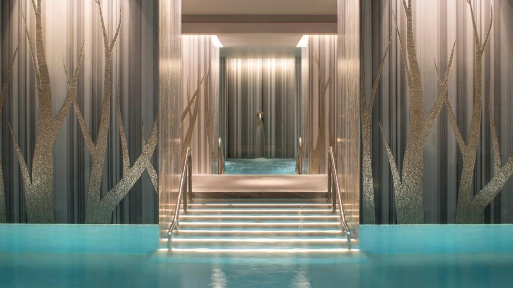 Four Seasons Hotel London at Ten Trinity Square dévoile un spa luxueux au coeur de la city à Londres