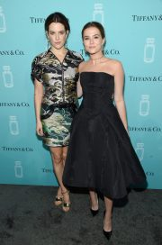 NEW YORK, NY - SEPTEMBER 06: Riley Keough and Zoey Deutch attend the Tiffany & Co. Fragrance launch event on September 6, 2017 in New York City. (Photo by Jamie McCarthy/Getty Images for Tiffany & Co.)