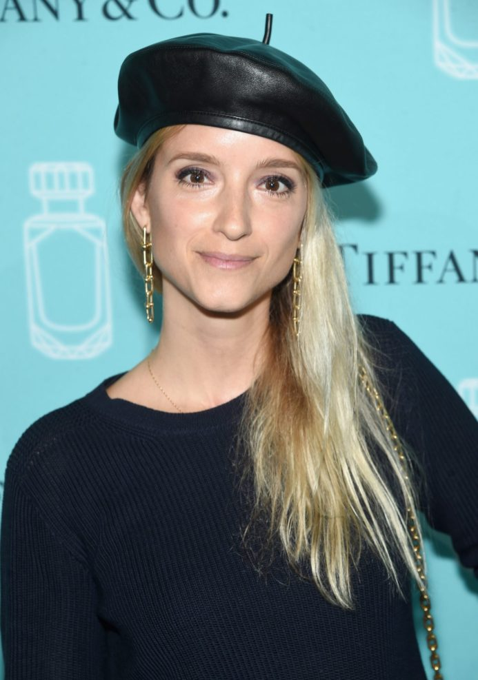 NEW YORK, NY - SEPTEMBER 06: Charlotte Groeneveld attends the Tiffany & Co. Fragrance launch event on September 6, 2017 in New York City. (Photo by Jamie McCarthy/Getty Images for Tiffany & Co.)