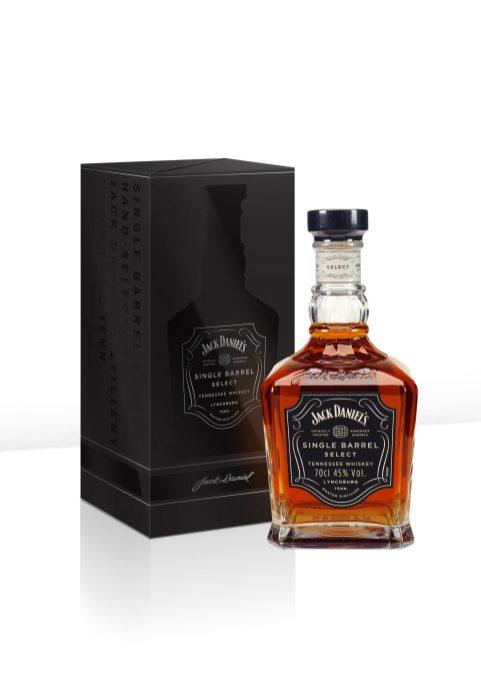 Coffret GMS_Jack Daniel's Single Barrel Select_31,20€