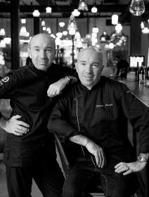 Jacques et Laurent Pourcel - crédit Guilhem Canal