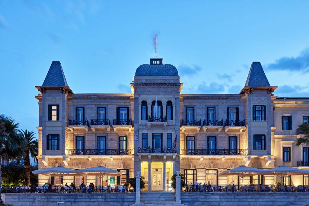 Poseidonion Grand Hotel Spetses : plus qu'un hôtel, une histoire