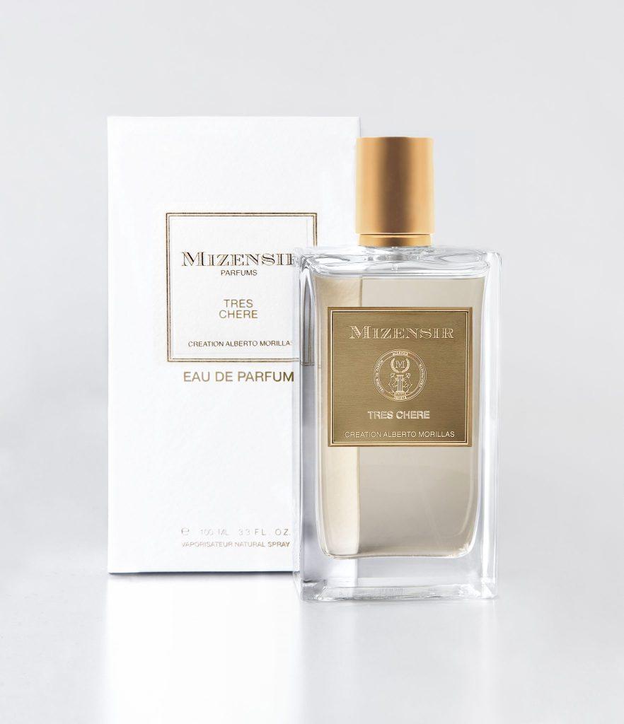 TRÉS CHÈRE, la 20e fragrance de Mizensir Parfum