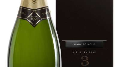Champagne COLLET lance son Blanc de Noirs