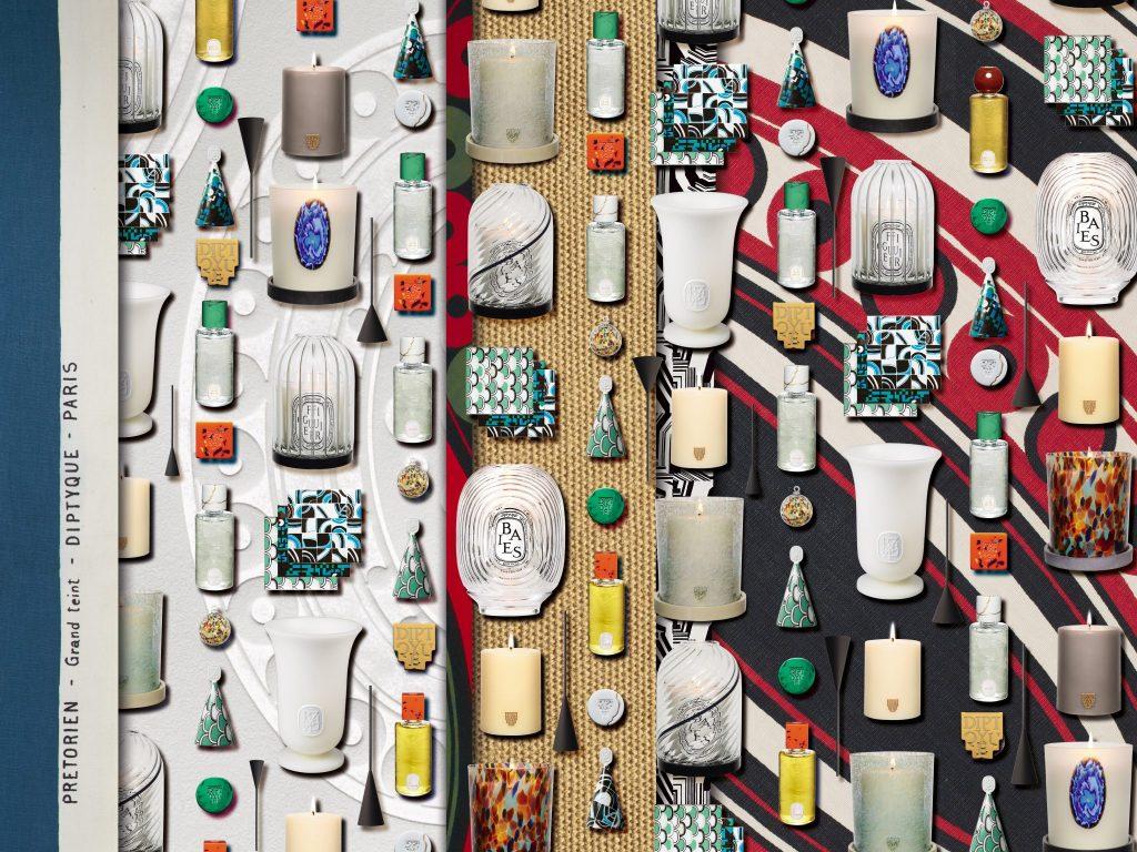 diptyque – Collection 34, l'art d'offrir