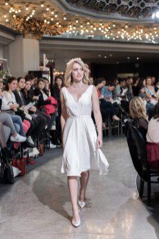 Look 10 - Robe Céline de Monicault (exclusivité) 1050€ au PRINTEMPS MARIAGE