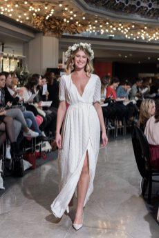 Look 17 - Robe Romy, Elise Hameau 2900€ Chez Maria Luisa Mariage au Printemps
