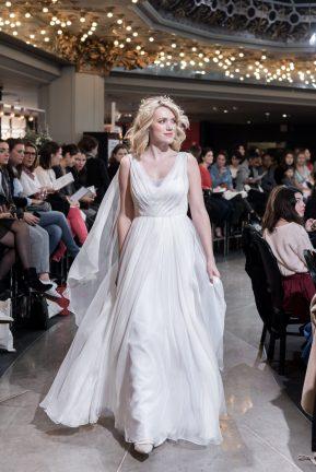 Look 29 - Robe Karoline Lang en exclusivité pour PRINTEMPS MARIAGE 6990€