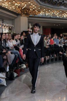 Look 35 - Costume De Fursac au PRINTEMPS 785€