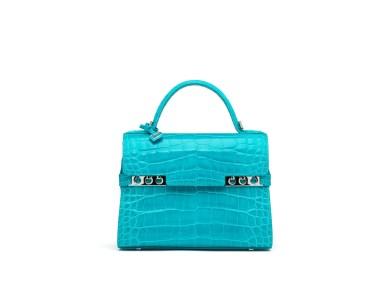tempete_mini_alligator_brillant_turquoise