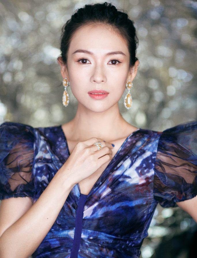 1 Zhang Ziyi Buccellati brand ambassador