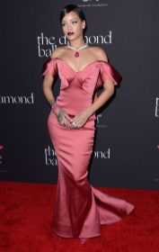 51605892 Celebrities at Rihanna's First Annual Diamond Ball at The Vineyard in Beverly Hills, California on December 11, 2014. Celebrities at Rihanna's First Annual Diamond Ball at The Vineyard in Beverly Hills, California on December 11, 2014. Pictured: Rihanna FameFlynet, Inc - Beverly Hills, CA, USA - +1 (818) 307-4813 RESTRICTIONS APPLY: NO FRANCE