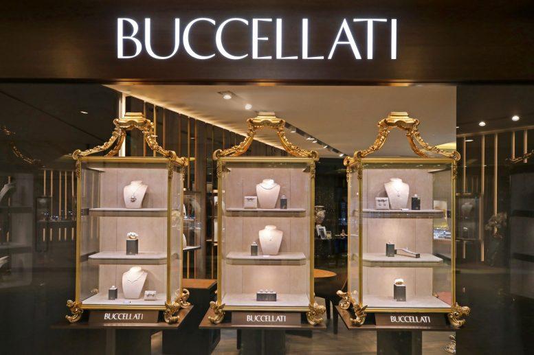 5 Plaza66 Shanghai_Buccellati Boutique